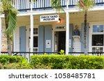 former naval officer's house ... | Shutterstock . vector #1058485781