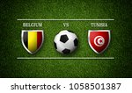 football match schedule ... | Shutterstock . vector #1058501387