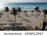 Resort Beach Of Cancun  Mexico