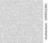 random computer  symbols  code... | Shutterstock .eps vector #1058522381