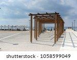 chalkidiki  central macedonia ...   Shutterstock . vector #1058599049
