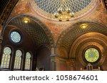 prague  czech republic   april... | Shutterstock . vector #1058674601