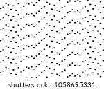 modern pattern of rectangles | Shutterstock .eps vector #1058695331