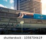 bangkok thailand mar 02 2018 ... | Shutterstock . vector #1058704619