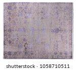 persian rug tribal | Shutterstock . vector #1058710511