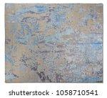 persian rug tribal | Shutterstock . vector #1058710541