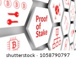 Proof Of Stake Concept Cell...