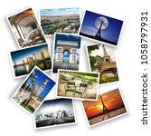 Postcard Collection Of Paris O...