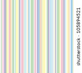 Strip Pattern  Pastel Colors....