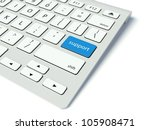 Keyboard With Blue Support...