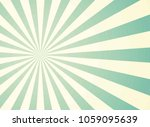 sunlight retro faded background.... | Shutterstock .eps vector #1059095639