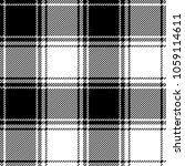 Seamless Plaid Check Pattern In ...