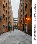 Small photo of LONDON, UNITED KINGDOM - September 03, 2017: View of the Shad Thames warehouse apartments, london Butlers