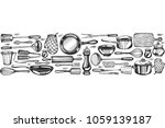 vector background with... | Shutterstock .eps vector #1059139187