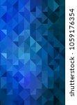 light blue verticalpolygonal...   Shutterstock . vector #1059176354