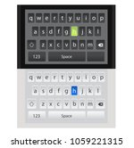 smartphone qwerty mobile...