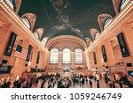 new york city  ny   aug 8 ... | Shutterstock . vector #1059246749
