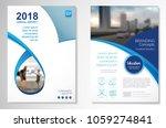 template vector design for... | Shutterstock .eps vector #1059274841