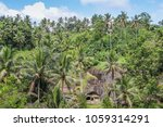 gunung kawi  temple and... | Shutterstock . vector #1059314291