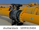 piping and valves   Shutterstock . vector #1059315404