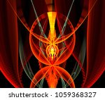 computer generated colorful...   Shutterstock . vector #1059368327