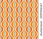 Retro Seamless Pattern From The ...