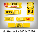 special offer tag collection ... | Shutterstock .eps vector #1059429974