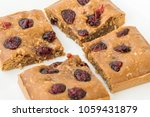 chocolate brownies with...   Shutterstock . vector #1059431879