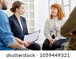 highly professional young... | Shutterstock . vector #1059449321