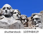 mount rushmore national... | Shutterstock . vector #105948419