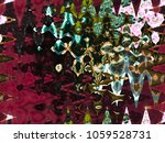 psychedelic style background ... | Shutterstock . vector #1059528731