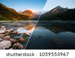 Amazing View Of Lake Obersee A...
