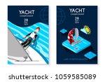 hobby template  tournament or... | Shutterstock .eps vector #1059585089