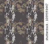 unusual ufo camouflage  ... | Shutterstock .eps vector #1059593447