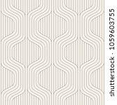 vector seamless pattern.... | Shutterstock .eps vector #1059603755