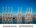 jebel ali  united arab emirates ... | Shutterstock . vector #1059606965