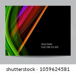 abstract background with... | Shutterstock .eps vector #1059624581
