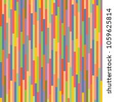 colorful stripes background ...   Shutterstock .eps vector #1059625814