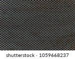 old steel net industry style.  | Shutterstock . vector #1059668237