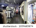 luxury and fashionable brand... | Shutterstock . vector #1059685874