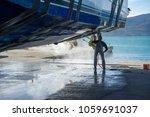 montenegro  tivat  october 30...   Shutterstock . vector #1059691037