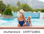 happy family  active mather...   Shutterstock . vector #1059716801