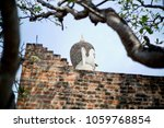 cultural history in ayutthaya | Shutterstock . vector #1059768854