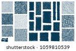 doodles set. scribble...   Shutterstock .eps vector #1059810539