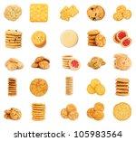 cookies | Shutterstock . vector #105983564