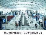 hong kong  china   march 19 ... | Shutterstock . vector #1059852521