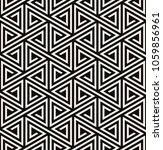 vector seamless pattern. modern ... | Shutterstock .eps vector #1059856961