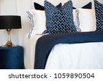 bed room design | Shutterstock . vector #1059890504