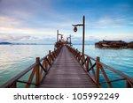 Serenity Boardwalk At Tropical...