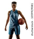one african basketball players... | Shutterstock . vector #1059929081